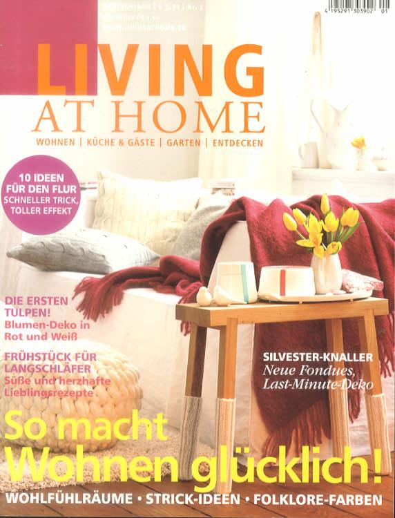 Living at Home - studio taschide